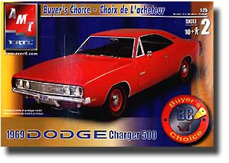1969 Dodge Charger 500 Amt38010