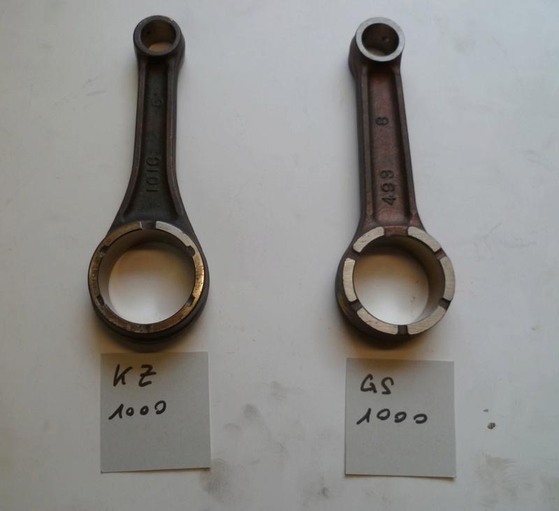 Bielles KZ vs GS P1050210