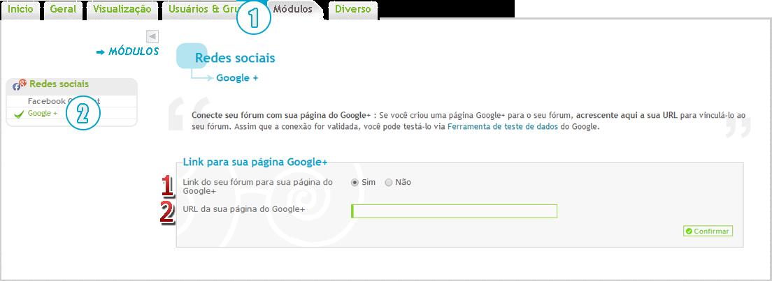 [FAQ] Vincular conta Google+ com fórum Panel10
