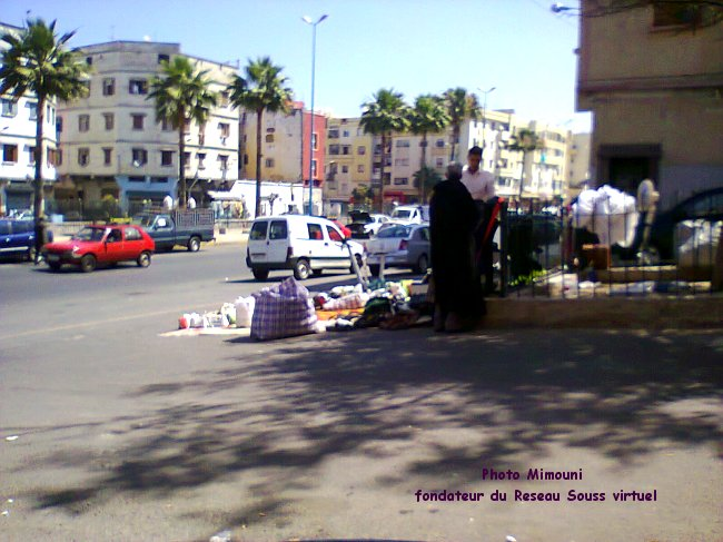 Anarchiste de pere en fils ou quand l'Italie contribue a la dégradation narturel du Maroc Mimoun32