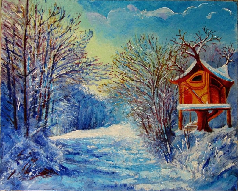Tous les paysages en peinture. - Page 6 03202410