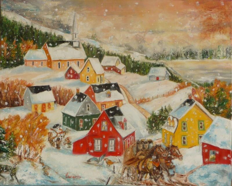 Tous les paysages en peinture. - Page 6 06347510