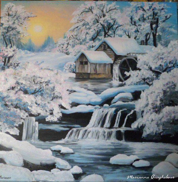 L'eau paisible des ruisseaux et petites rivières  - Page 12 08833210