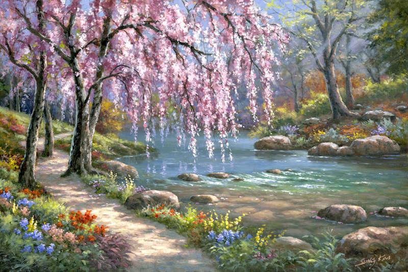 L'eau paisible des ruisseaux et petites rivières  - Page 13 3790510