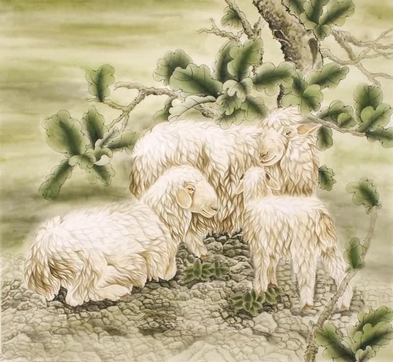 Les animaux peints à l'AQUARELLE - Page 5 46200010
