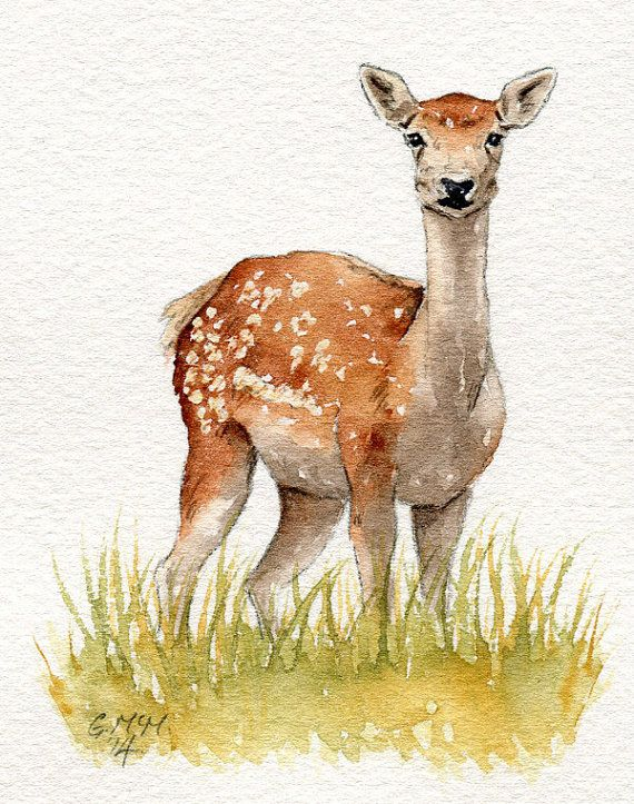 Les animaux peints à l'AQUARELLE - Page 6 48df8f10