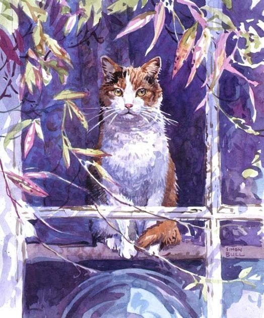 Les animaux peints à l'AQUARELLE - Page 7 6a6d7e10