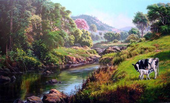 L'eau paisible des ruisseaux et petites rivières  - Page 13 A0f87a10