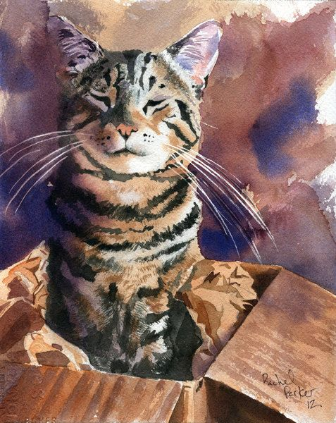 Les animaux peints à l'AQUARELLE - Page 6 A9883f10