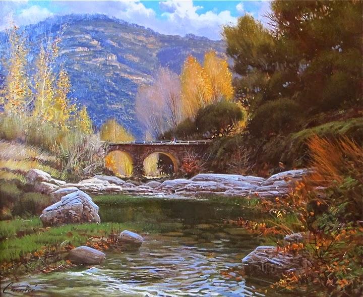 L'eau paisible des ruisseaux et petites rivières  - Page 14 Albert11