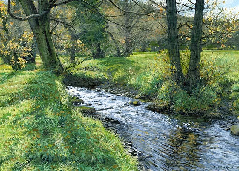 L'eau paisible des ruisseaux et petites rivières  - Page 14 Alista10