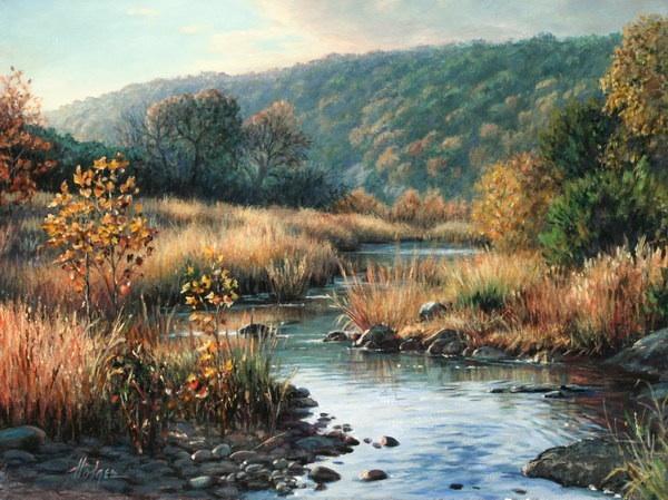 L'eau paisible des ruisseaux et petites rivières  - Page 13 Annett10