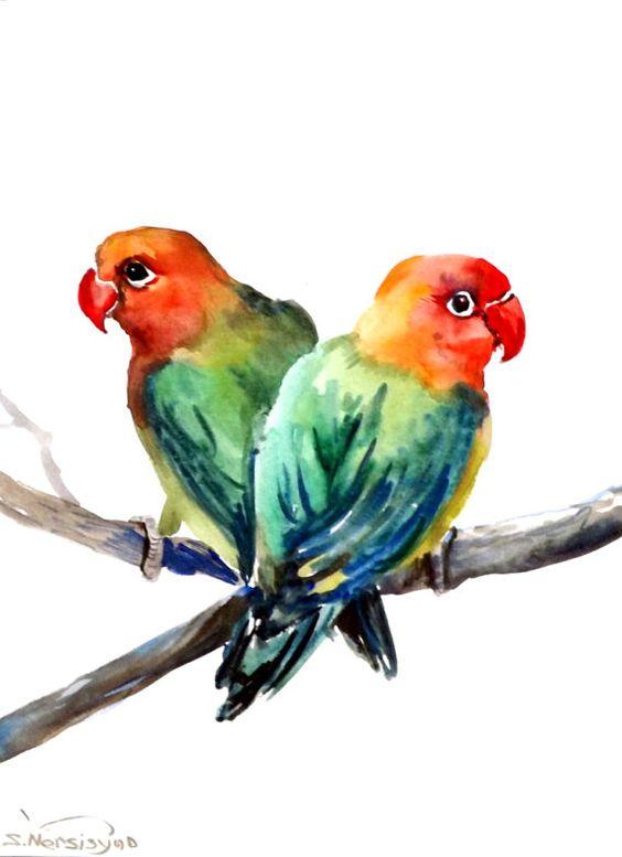 Les animaux peints à l'AQUARELLE - Page 6 C333d510