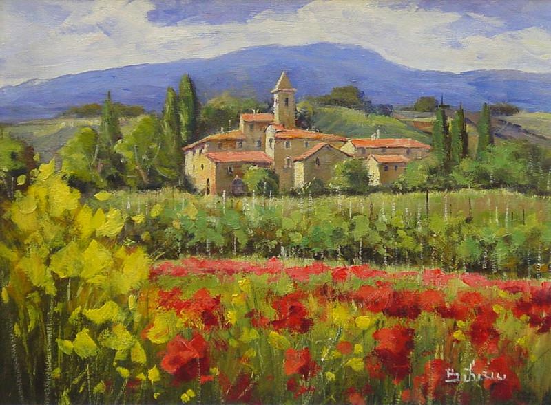 Tous les paysages en peinture. - Page 8 Chi-1511
