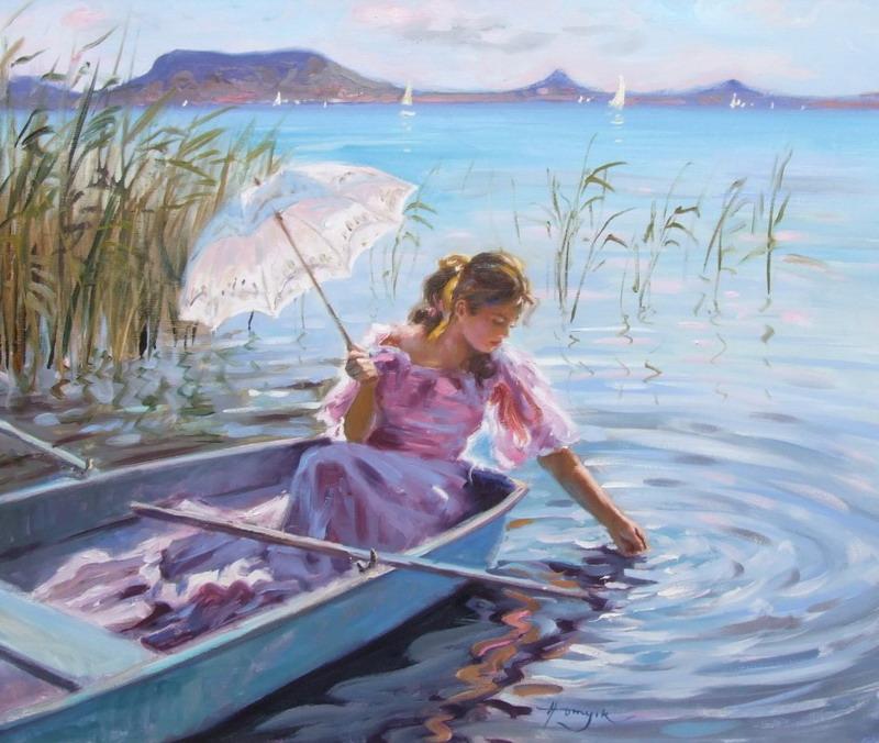 Au bord de l'eau. - Page 14 Cuadro11