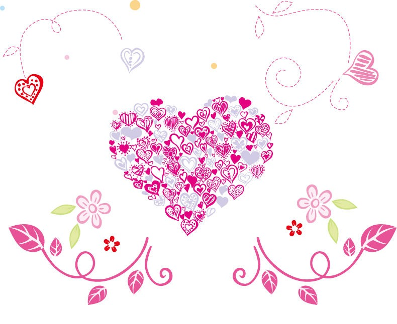 Coeur éperdu n'est plus à prendre ...  - Page 2 Floral10