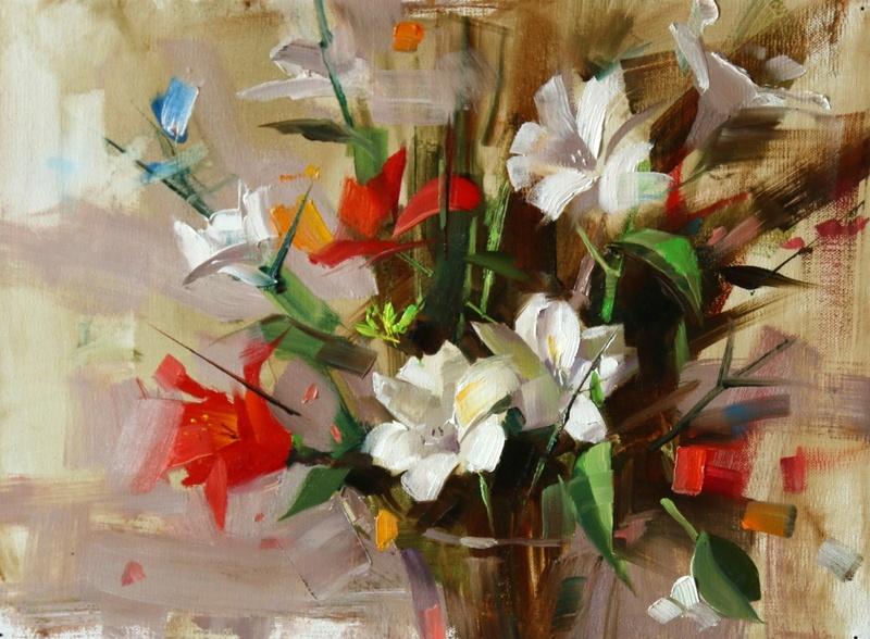 Les FLEURS  dans  L'ART - Page 44 Flower10