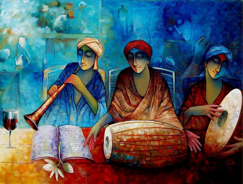 """"""" La Musique adoucit les moeurs """" ( Aristote ) - Page 5 Indian10"""