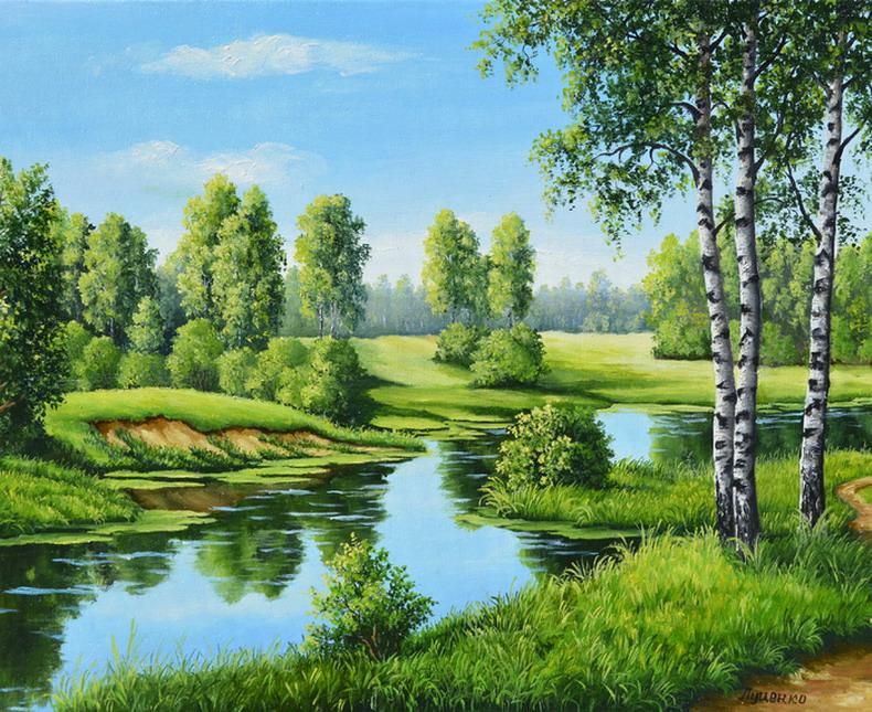 L'eau paisible des ruisseaux et petites rivières  - Page 13 Rios-p10