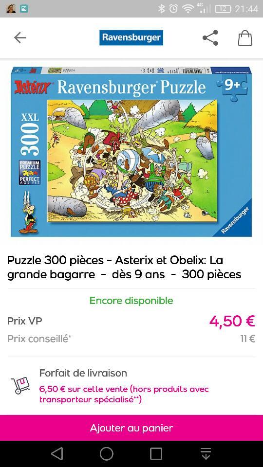Puzzles sur Ventes Privées  16807610