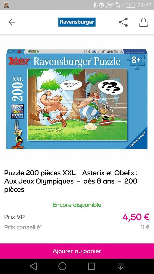 Puzzles sur Ventes Privées  16998210