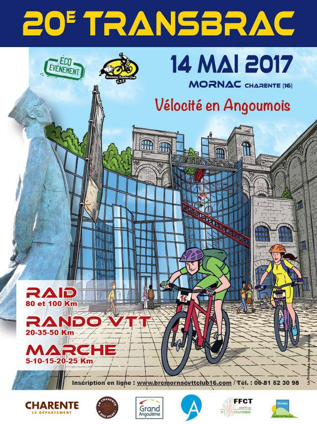 14 mai 2017 - La Transbrac - Mornac (16) Affich10