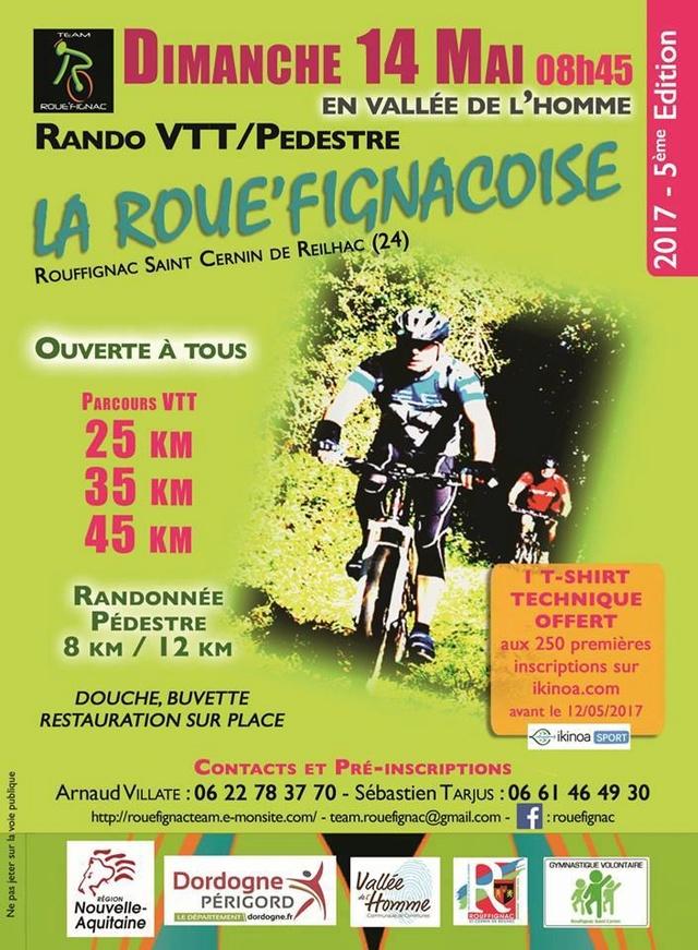 14 mai 2017 - La Roue'fignacoise - Roufignac Saint Cernin de Reilhac (24) Roufig10