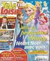 """[presse] Télé Loisirs """"Les Princesses Disney fêtent Noêl avec vous"""" Disney12"""