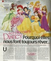 """[presse] Télé Loisirs """"Les Princesses Disney fêtent Noêl avec vous"""" Disney14"""