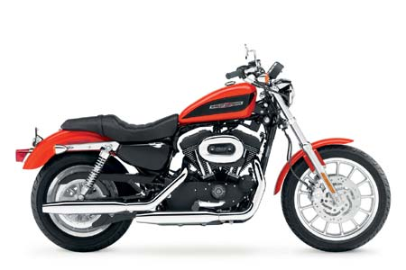 SPORTY 1200R 2006 - EVOLUTION ET NEW LOOK 2014 2006-h10