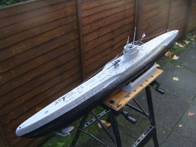 Sheerline type 7c submarine. FOR SALE. Octobe14