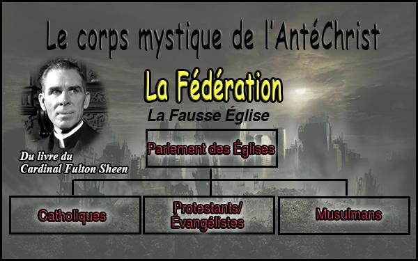 Mgr Fulton Sheen nous parle du Faux-Prophète et de l'Antéchrist ! Draft10