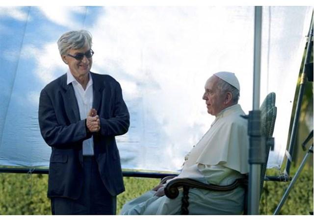 Wim Winders prépare un film sur le Pape - L'image du Faux-Prophète sera placée dans toutes les Églis Rv257210