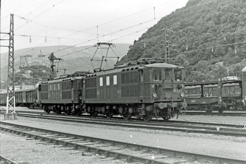 Pk 082,2 : Gare de Foix  (09) - La Saga Verte de Jean Louis - Page 2 Bb-41510