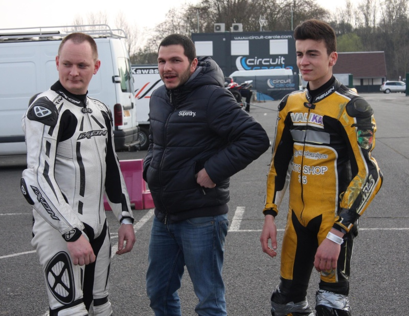 [Pit Laners en course] Julian Loison, Team JFC (Moto3 FSBK) Img_7030