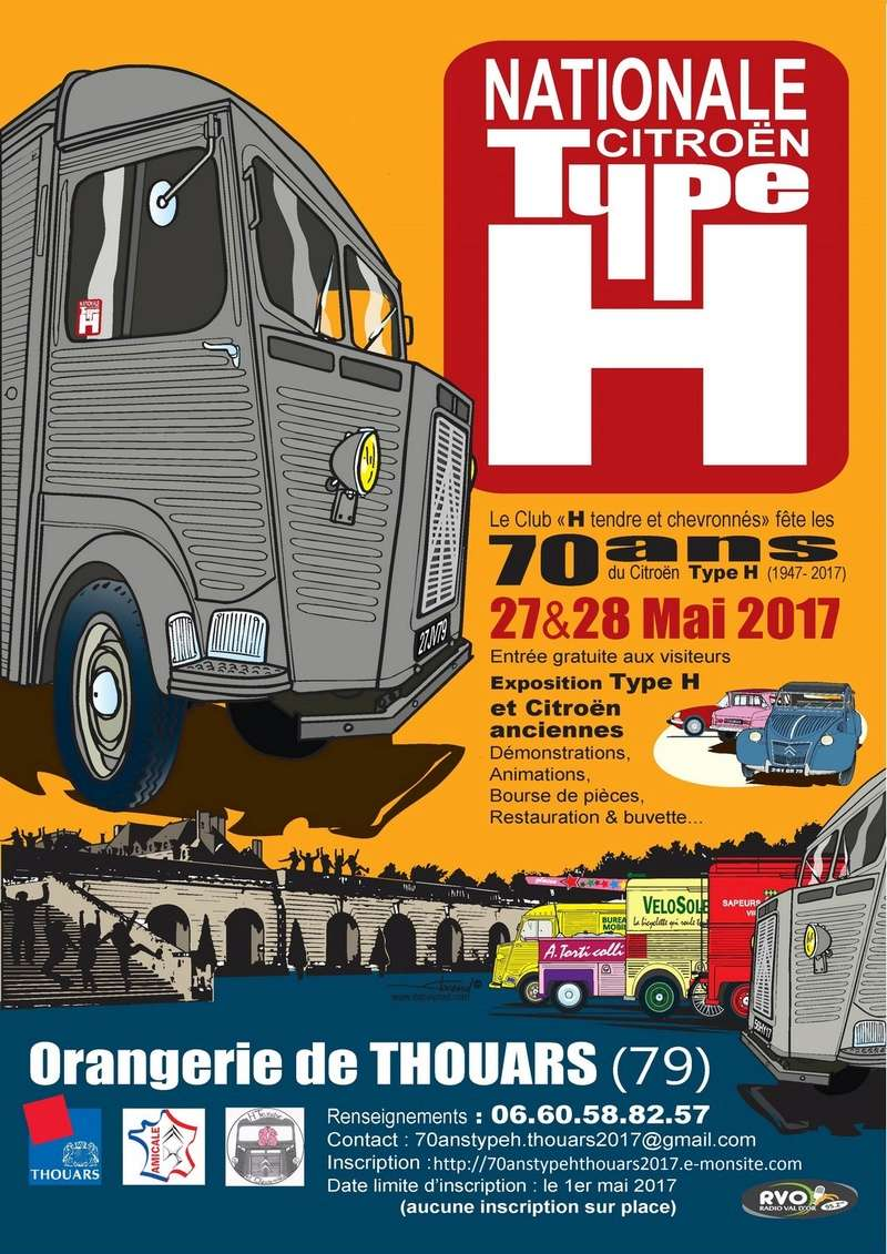 CALENDRIER HEBDOMADAIRE DES BOURSES & EXPOSITIONS 2017 PAR ERIC  Affich13