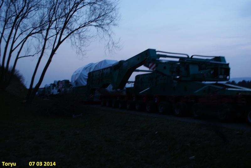 Convoi très exceptionnel de Belfort a Strasbourg Dsc09315