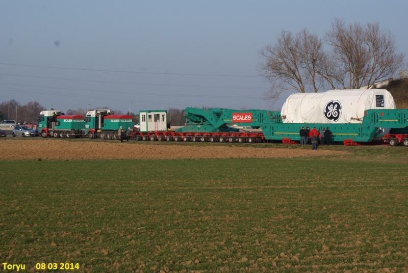 Convoi très exceptionnel de Belfort a Strasbourg Dsc09330