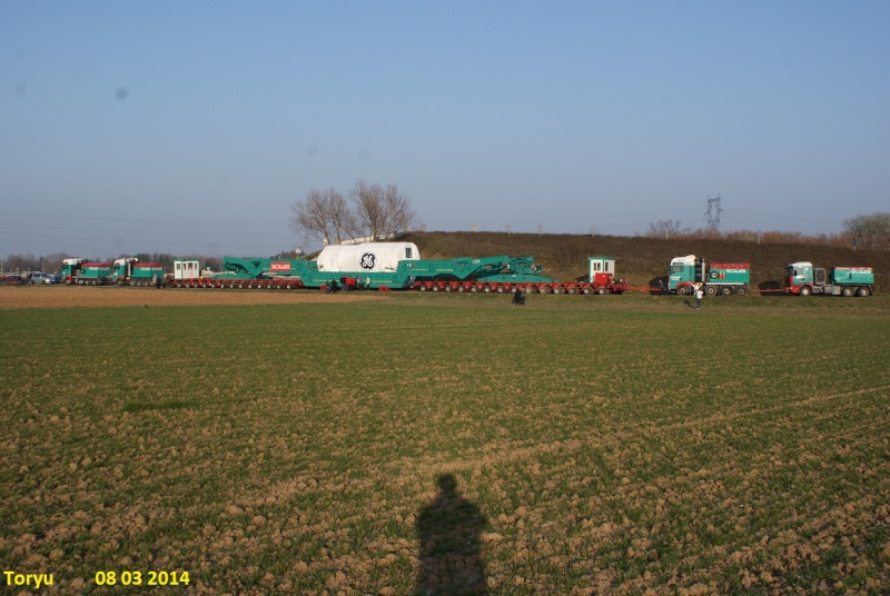 Convoi très exceptionnel de Belfort a Strasbourg Dsc09331