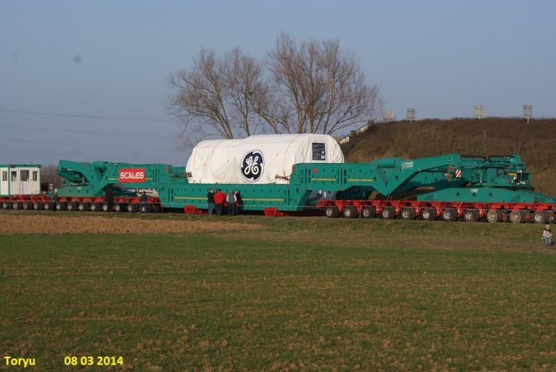 Convoi très exceptionnel de Belfort a Strasbourg Dsc09332