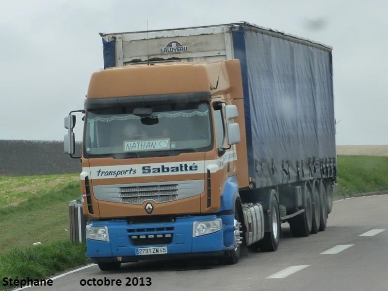Transports Sabatté (Malesherbes, 45) P1160116