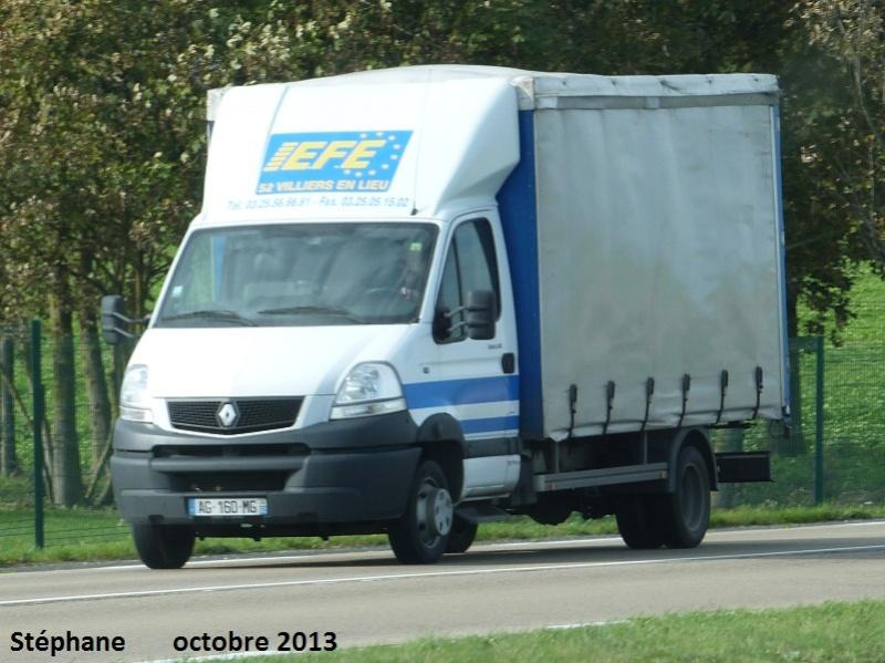 E.F.E (Euro Fret Express) (Villiers en Lieu) (52) P1160741