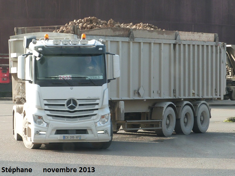 Mercedes Actros MP4 (euro 6 )  - Page 6 P1170245