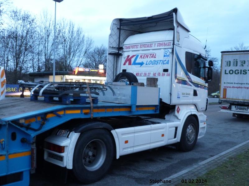 KL Kental Logistica (Gallur Zaragoza) P1180620