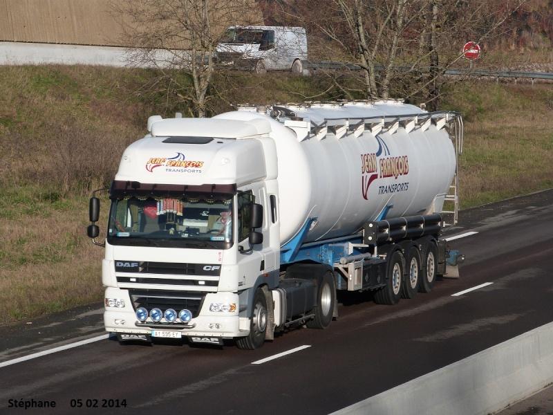 Jean François Transports.(Argenton sur Creuse,36) P1180748