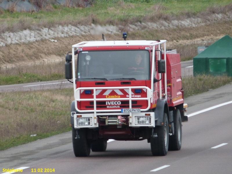 Iveco Eurocargo 140E24 - CCF - SDIS10 - Bar sur Seine P1190031