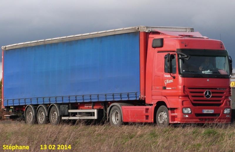 Transports G Blanc (Merignac) (33) P1190418