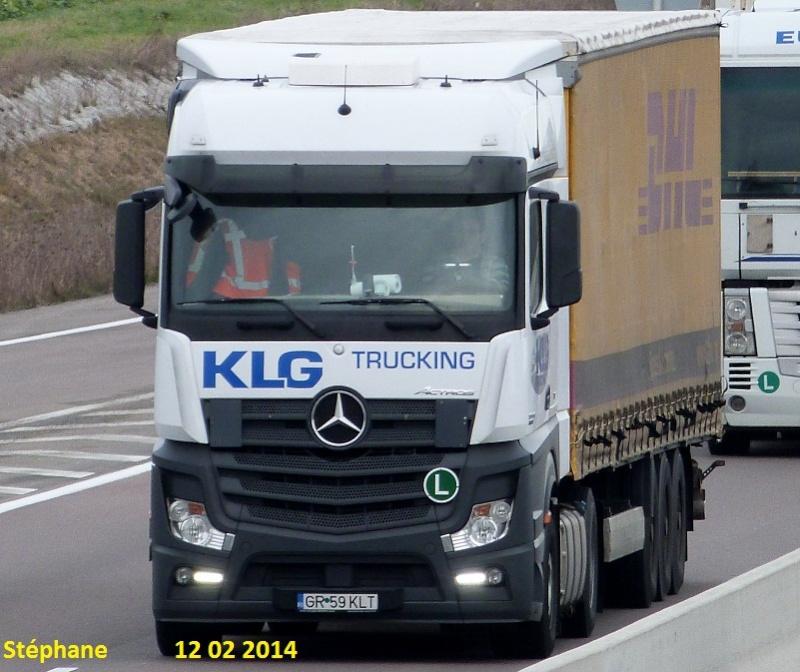KLG Trucking  (Bucarest) P1190446