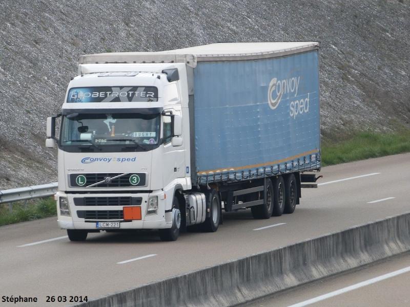 Convoy sped  (Székesfehérvar) P1220641