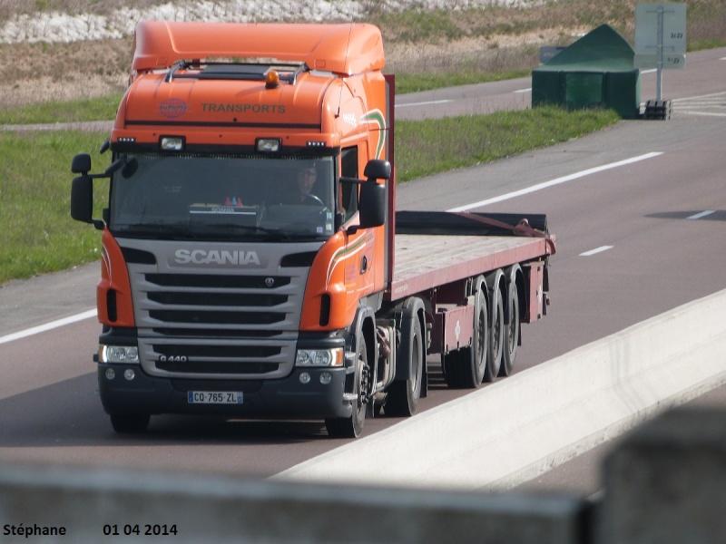 V.D.W (Van Der Wey Transports) (Verneuil sur Indre) (37) P1230010